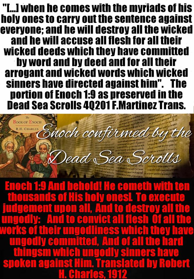 Enoch 1:9
