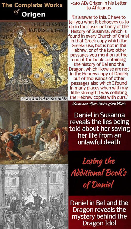 Origen and Daniel